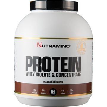 Nutramino Whey Isolate Protein Delicious Chocolate 1