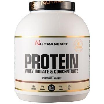 Nutramino Whey Isolate Protein Stracciatella Deluxe 1