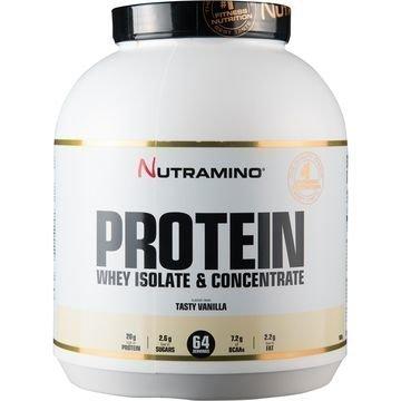 Nutramino Whey Isolate Protein Tasty Vanilla 1
