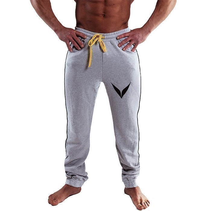 OMPU Brokk Sweat Pants grey melange