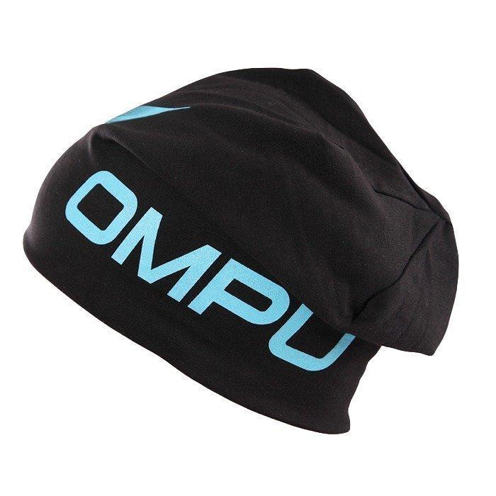 OMPU Jersey Beanie black/blue