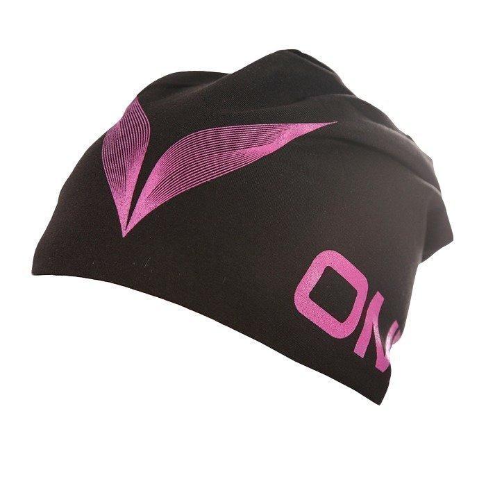 OMPU Jersey Beanie black/pink