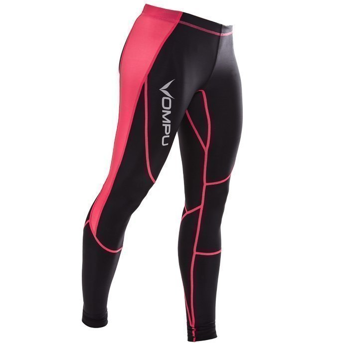 OMPU Women's OMPU Multisport Compression Tights black/