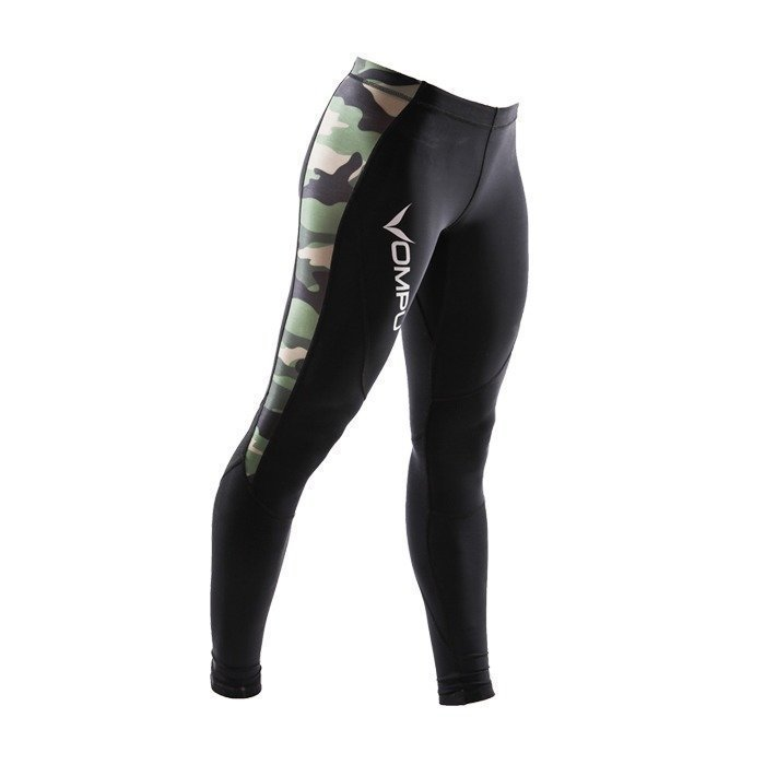 OMPU Women's OMPU Multisport Compression Tights green