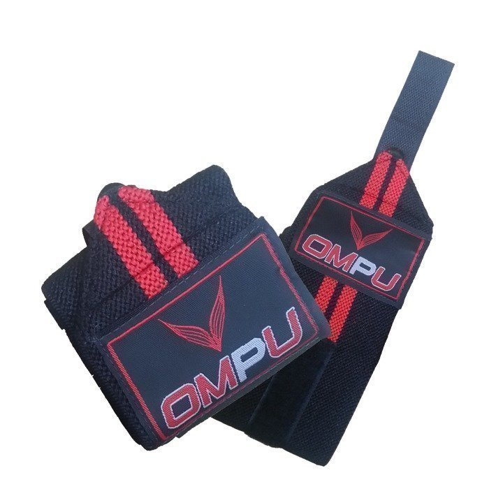 OMPU Wristwrap Elite black/red