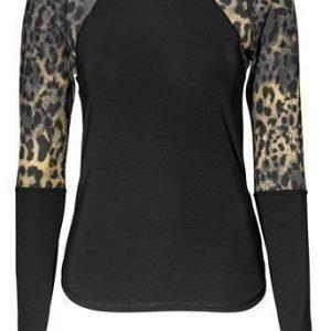 ONLY PLAY Treenitoppi Animal Musta Leopardi