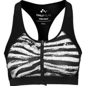 ONLY PLAY Urheilupaita Zebra Musta Valkoinen