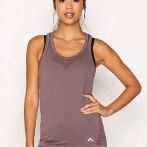 Only Play Onpabove Seamless Training Top Treenitoppi Tight Fit Vaaleanvioletti