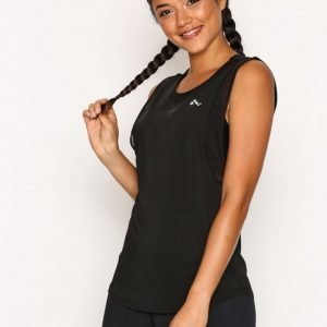 Only Play Onpmalica Sl Training Top Treenitoppi Loose Fit Musta