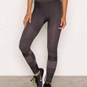 Only Play Onpsandra Seamless Tights Treenitrikoot Musta