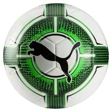 PUMA Jalkapallo evoPOWER 6.3 Trainer MS Valkoinen/Vihreä