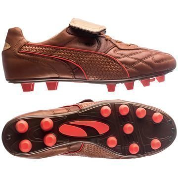 """PUMA King Top FG """"Made in Italy"""" Natural Pack Ruskea LIMITED EDITION"""
