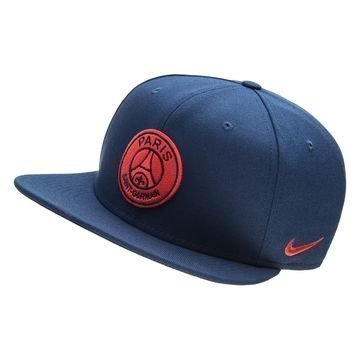 Paris Saint Germain Lippis Snapback Core Navy