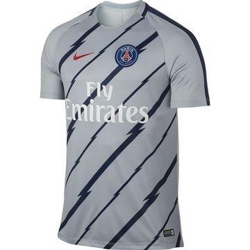 Paris Saint Germain Treenipaita Dry Squad Harmaa/Punainen