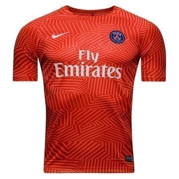 Paris Saint Germain Treenipaita Dry Top Punainen Lapset