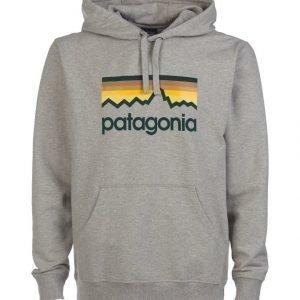 Patagonia Line Logo Huppari