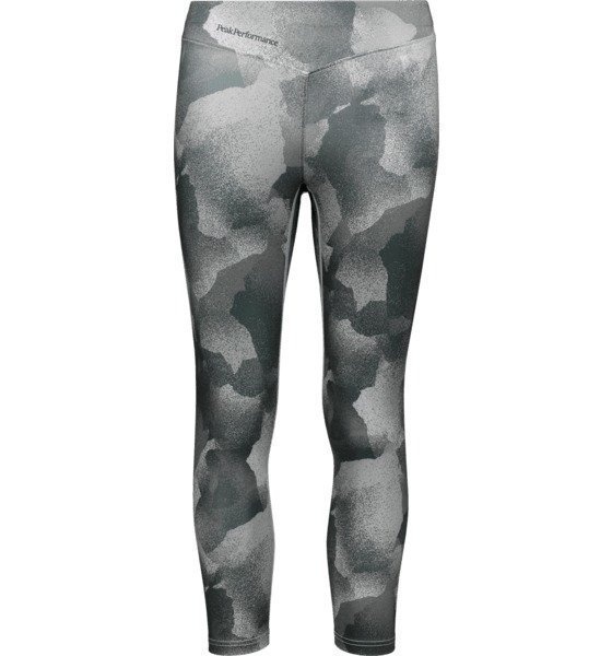 Peak Performance Print Cropped Tight