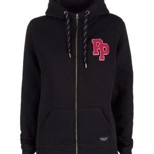 Peak Performance Zipped Hooded Sweater Huppari