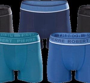 Pierre Robert Sport Boxer Alushousut 5-Pakkaus