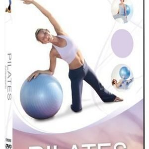 Pilates Jumppapallo-DVD