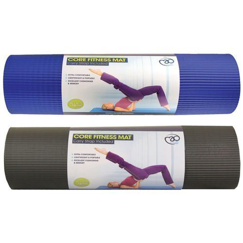 Pilates Mad Core Fitness Mat pilates / fitnessmatto NBR 1cm