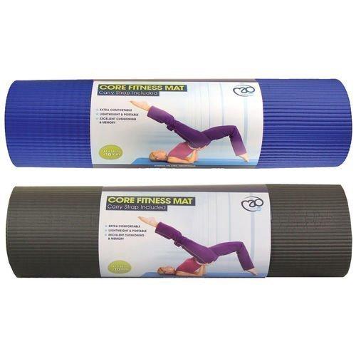 Pilates Mad Core Fitness Mat pilates / fitnessmatto NBR 1cm