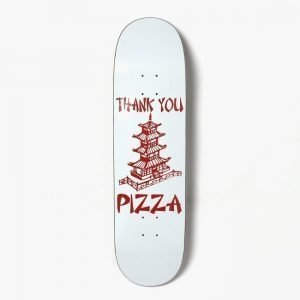 Pizza Skateboards Thank You Pizza 8