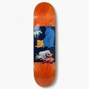 Polar Skate Co. Nick Boserio All My Dogs 8