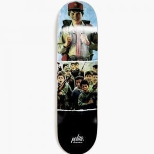Politic Skateboards Double vision Durante 8