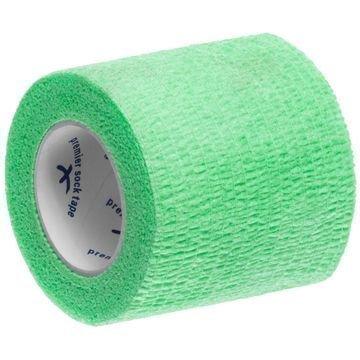 Premier Sock Teippi Shin Pad Wrap 5 cm Green