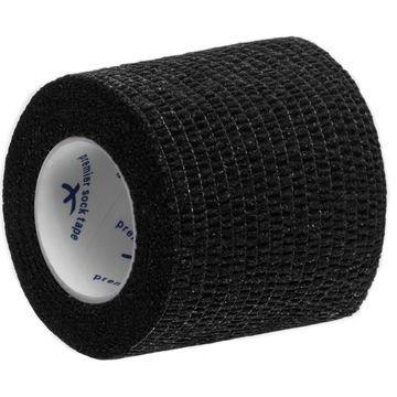 Premier Sock Teippi Shin Pad Wrap 5 cm Musta