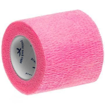 Premier Sock Teippi Shinguard Wrap Pink