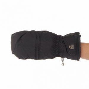 Primaloft Leather Mitt