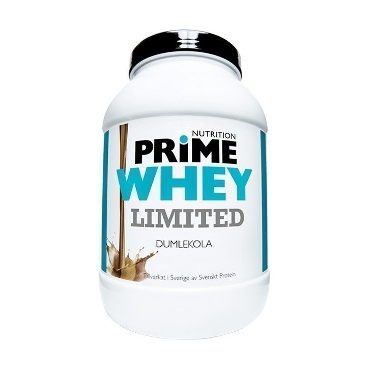 Prime Nutrition Prime Whey Limited 800 g Bourbon Vanilla