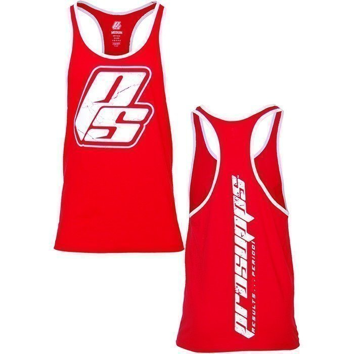 Pro Supps Spinal Stringer Red/White L