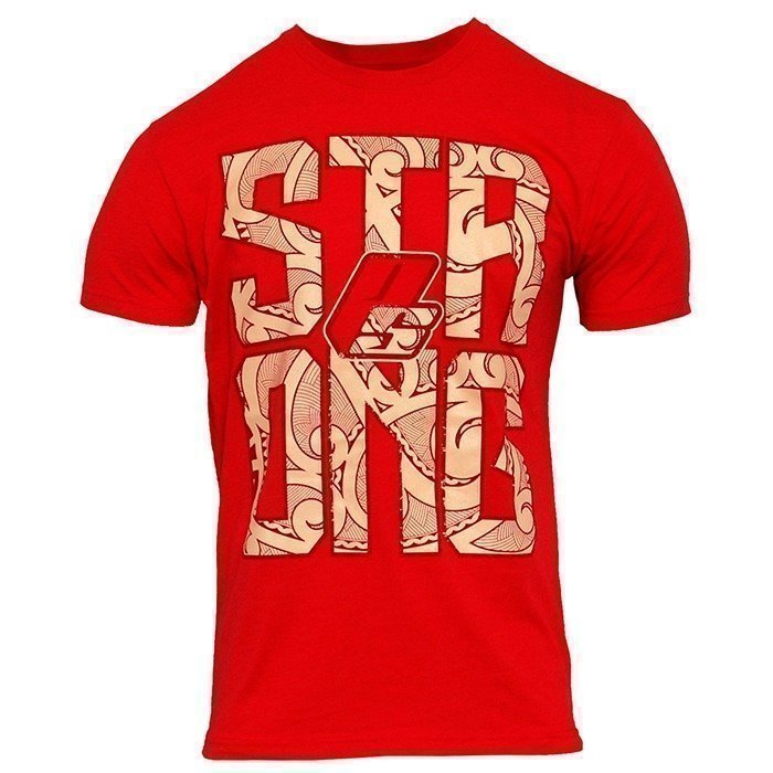 Pro Supps Strong Crew Red XL