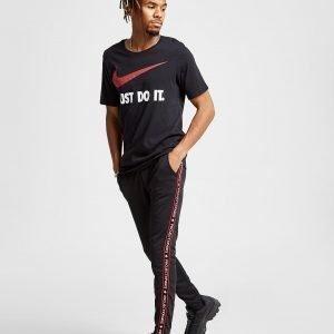 Project X Paris Tape Track Pants Musta