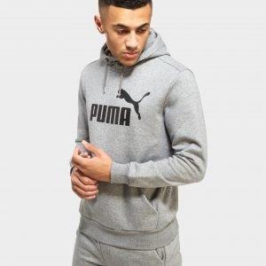 Puma Core Logo Overhead Huppari Harmaa