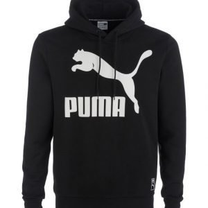 Puma Logo Fleece Huppari