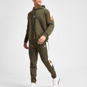 Puma Rs Woven Track Pants Vihreä