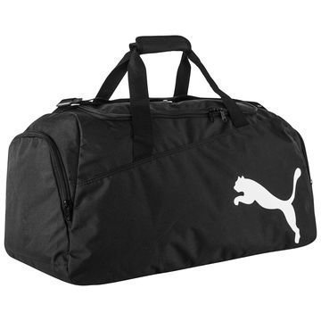 Puma Urheilulaukku Pro Training Medium Musta/Valkoinen
