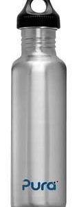 Pura Stainless Loop Cap teräksinen juomapullo 0