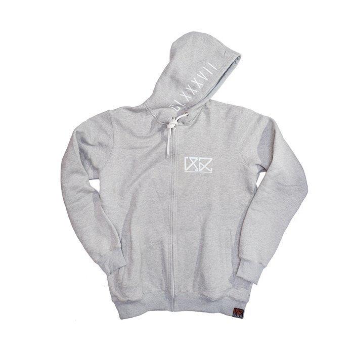 Rääkki Men's Hoodie Grey XL