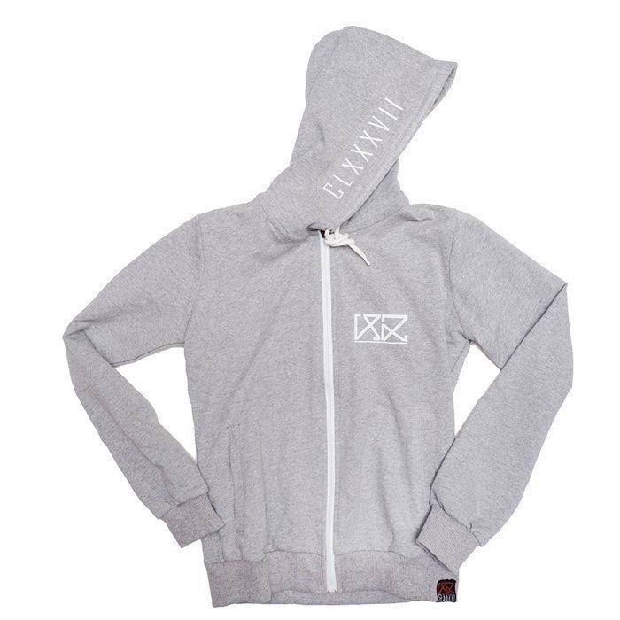 Rääkki Women's Hoodie Grey XS