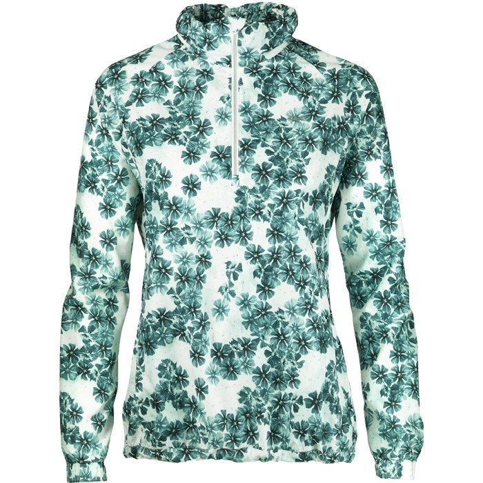 Röhnisch Fiona Half Zip Jacket Ice Bloom Ice Mint XS