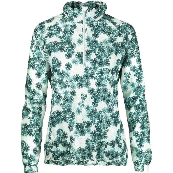 Röhnisch Fiona Half Zip Jacket Ice Bloom Ice Mint XS