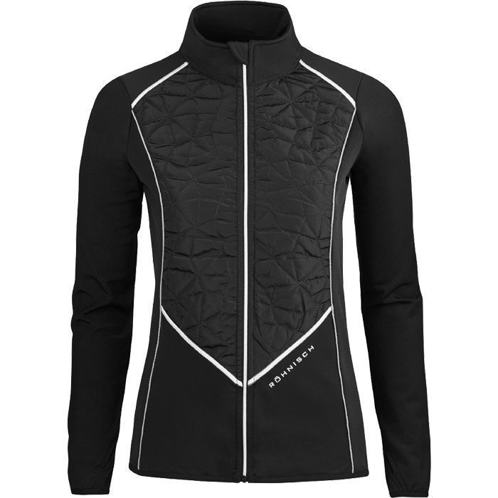 Röhnisch Fiona Warm Jacket Black