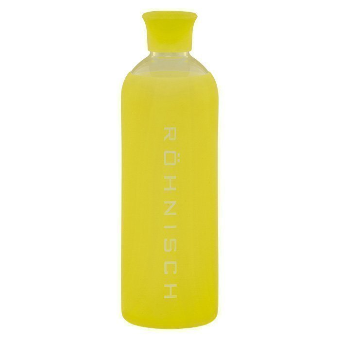 Röhnisch Glass Water Bottle yellow