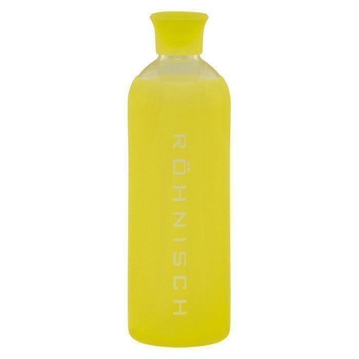 Röhnisch Glass Water Bottle yellow