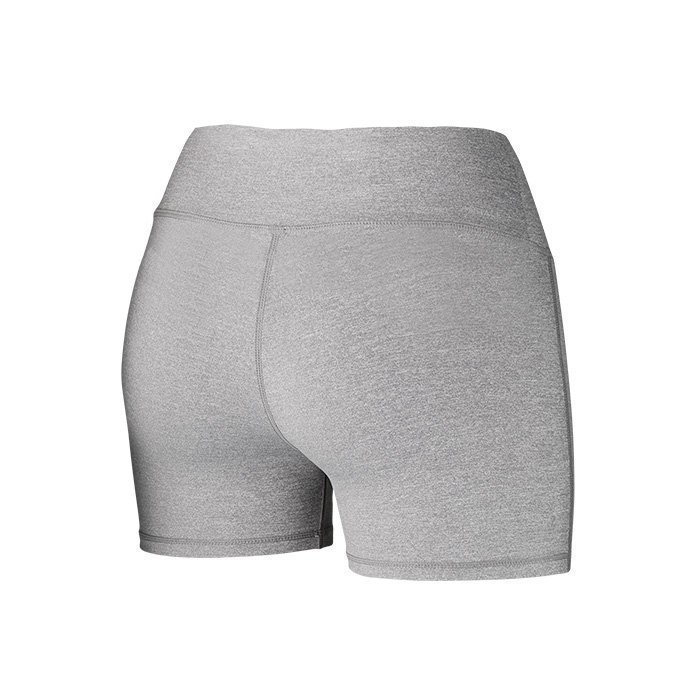 Röhnisch Lasting Hot Pants grey melange X-small